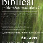 The Biggest Mistake Skeptics Make When Reading the Bible ...