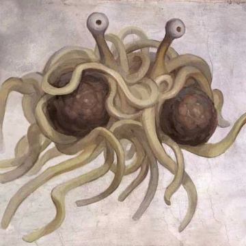 The Netherlands has recognized the Church of the Flying Spaghetti Monster as a religion