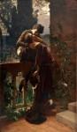 Kronberg Romeo and Juliet on the Balcony
