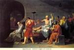 louis-david the death of socrates