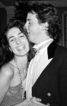 Kate Brooke and David Cameron