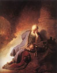 Jeremiah Laments the Fall of Jerusalem
